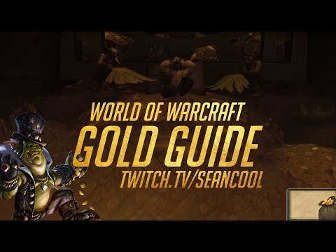 Aman'Thul Multibox Farm | WoW Gold Guide Stream 3.4.18 | Low