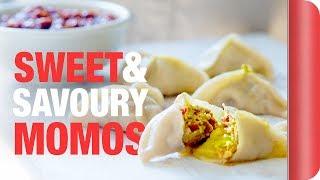 Recreating The Latest Street Food Trend - Momos!