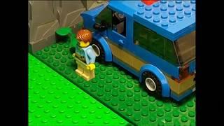 Lego Мультфильм Отдых в Горах