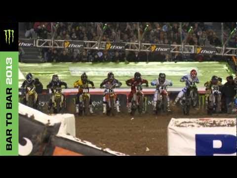 Bar to Bar 2013 - Monster Energy Supercross