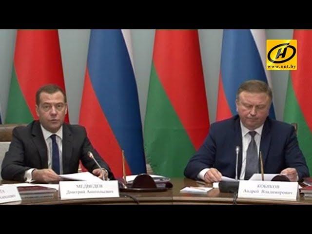 Заседание Совмина Союзного государства: на повестке дня более 20 вопросов