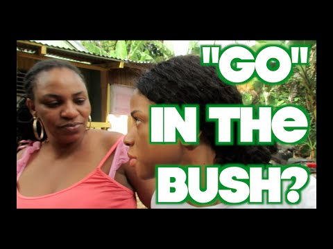 "JAMAICA VLOG #69 ""GO"" IN THE BUSH?"