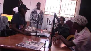 Mpephe On SMU FM 97.1 Talking About His New Movie With PERCY SLEASH SA