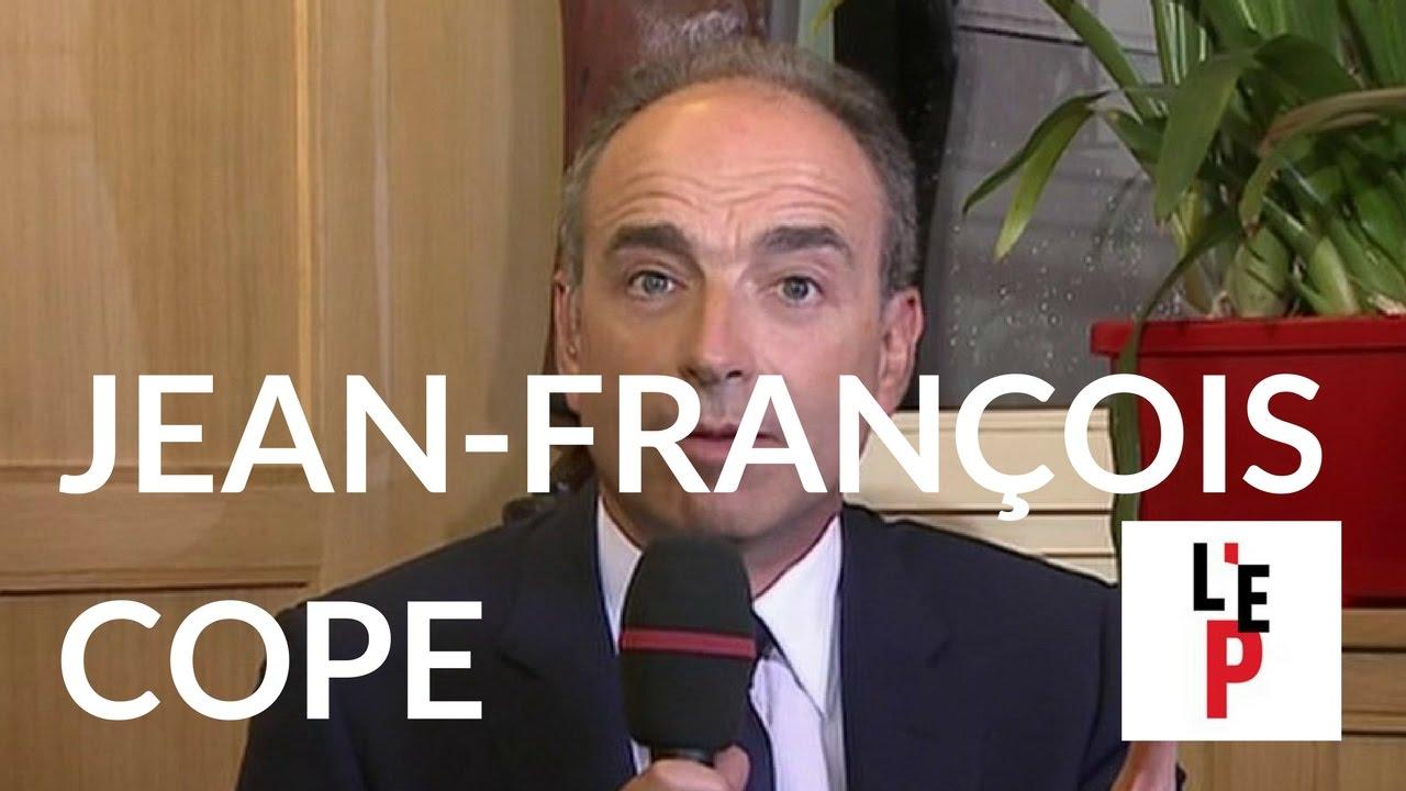 Jean-François Copé dans l'Emission politique - le 18 mai 2017 (France 2)