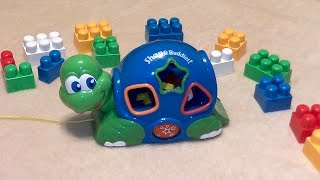 Мультфильм для детей Черепаха и цифры (какие есть цифры)