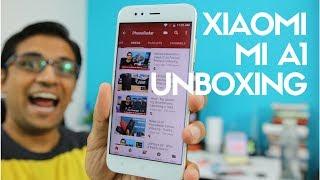 Xiaomi Mi A1 Unboxing - Android One MiA1 Dual Camera Smartphone PhoneRadar