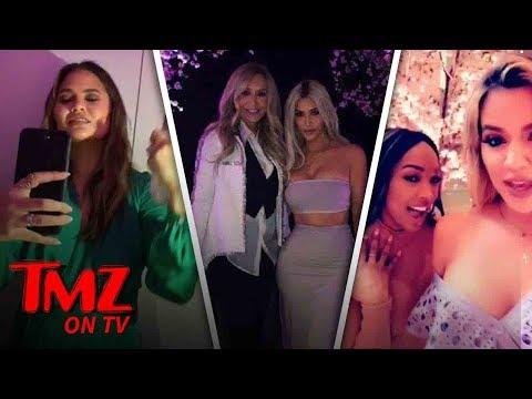 Kim Kardashian Showers! | TMZ TV