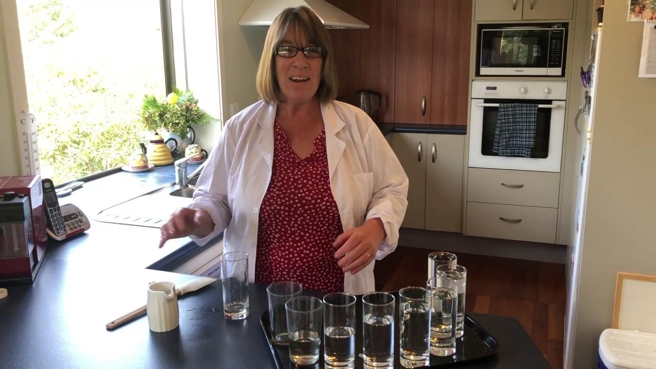 Sound - science with kitchen music!