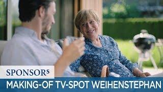 Making-of TV-Spot Weihenstephan mit Felix Neureuther