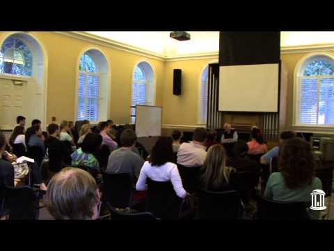 Oscar Winners Alan and Marilyn Bergman Visit UNC-Chapel Hill