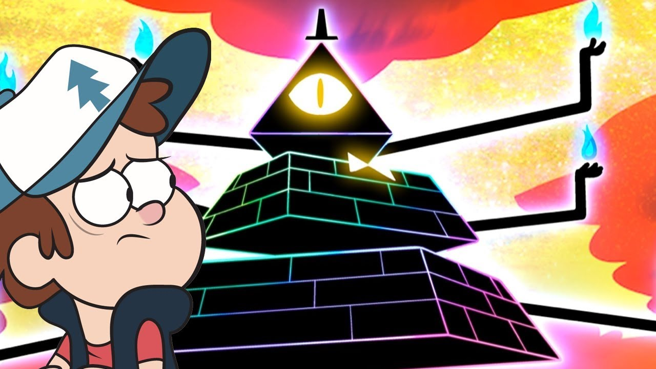 gravity falls is a spooky show (halloween special) - youtube