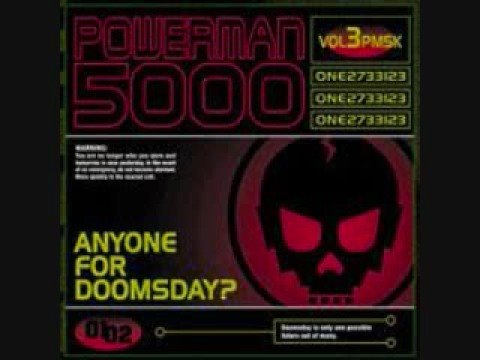 Powerman 5000 - Danger Is Go!