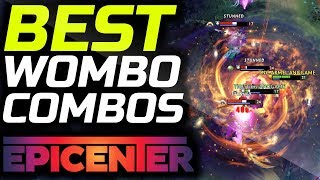 BEST WOMBO COMBOS of EPICENTER MAJOR 2019 Dota 2