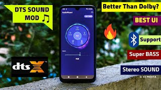 Zabardast Sound MOD🔥Install DTS In Any Phone[9.0]ft.Redmi Note 7 Pro/Note 7...|DTS Sound In Android