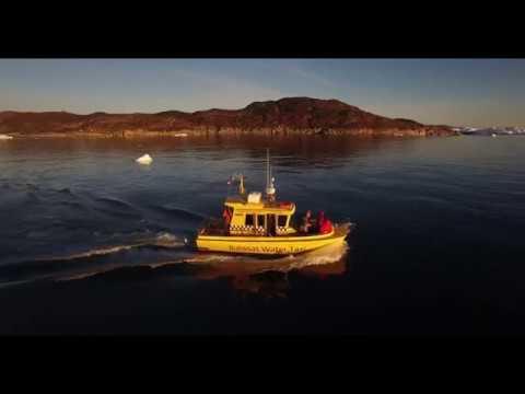 Ilulissat Water Taxi - Ilulissat, Greenland