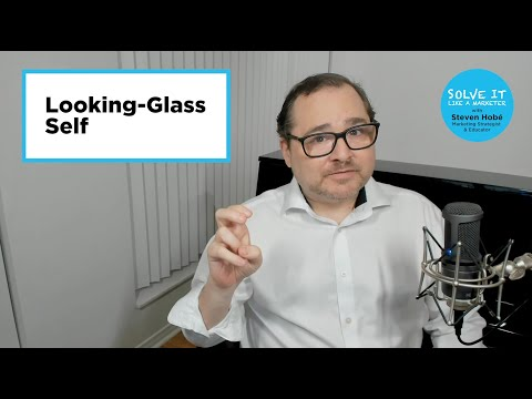 Charles Cooley's Looking-Glass Self Concept | Consumer Behaviour Theory | Explained & Examples 🖥🌎😀