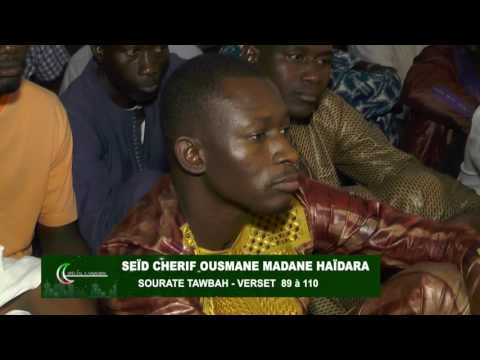 Tafsir du guide Intégralité souratoul tawba n° 02 CHERIFLA TV du 30 05 2017