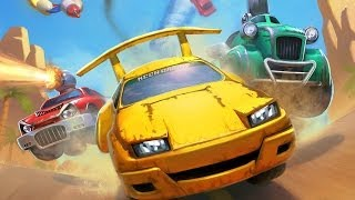 CGR Undertow - TNT RACERS: NITRO MACHINES EDITION review for Nintendo Wii U