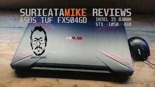 Laptop Gamer ASUS TUF FX504 ¿La mejor laptop gamer barata? I5 8300h + GTX 1050 4gb