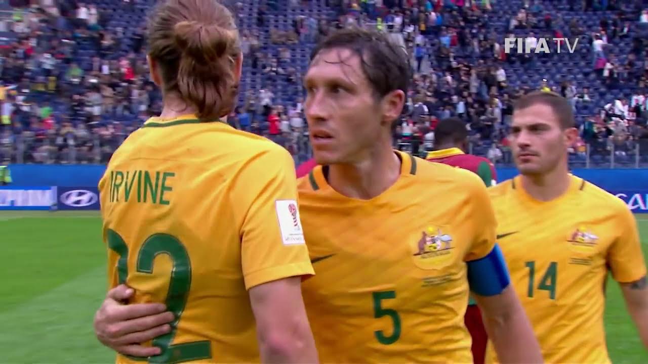 Камерун - Австралия 1:1 видео