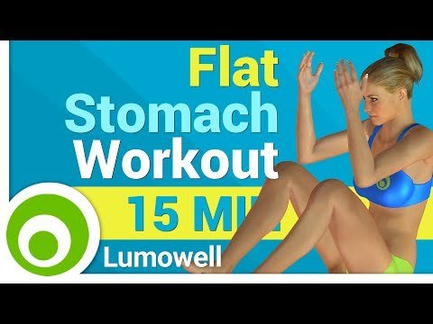 Flat Stomach Workout for Teenagers