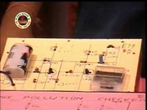 Noise pollution checker science project and simple innovation for common man youtube - Innovative water decontamination project ...