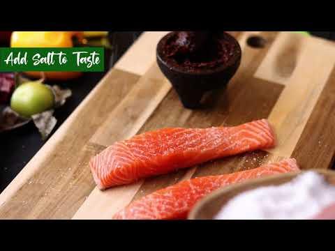 MOWI Essential Atlantic Salmon Fajitas