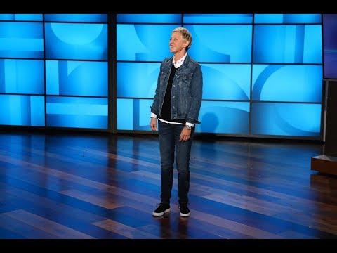 Ellen Wants Judge Judy to Hear Her Traffic Case