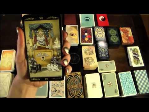 My Tarot Collection (80+ Decks) Part 2