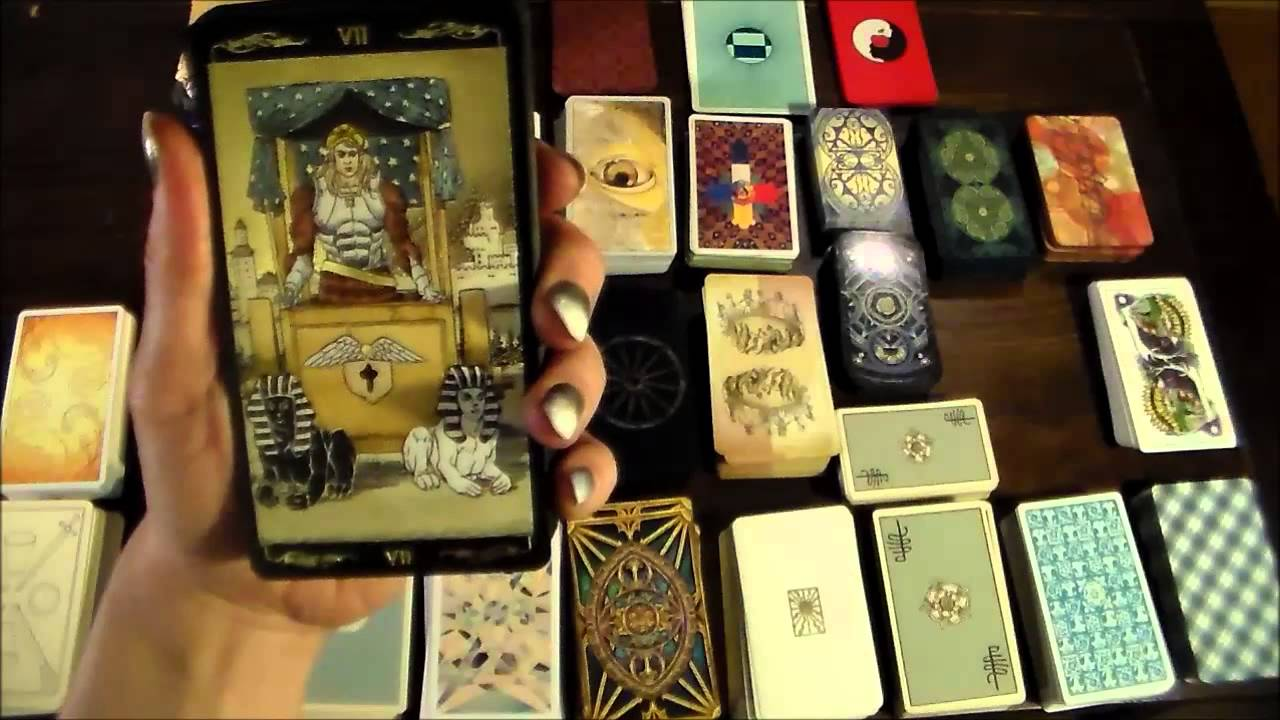 My Tarot Collection (80+ Decks) Part 2