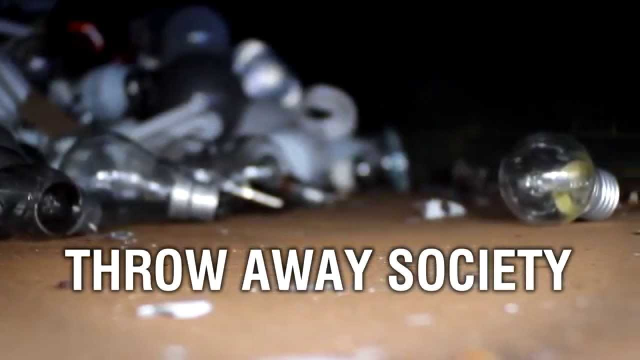 the throw away society The throw-away society or why you should never buy a skil  some time ago i  purchased a skil belt sander, model 1205h it was more expensive than some.