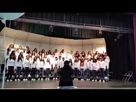 Rancho Del Rey Middle School Choir