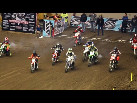 Arenacross Pikeville KY - Tri State MX | Friday Night 1-3-2020 | 65 And 85 Beginner