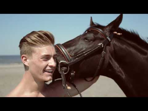 Horse and Hunk making of kalender 2017 Torsten Frusch
