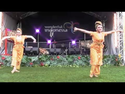 Indonesian Weekend 2017 London Part 1 of 2