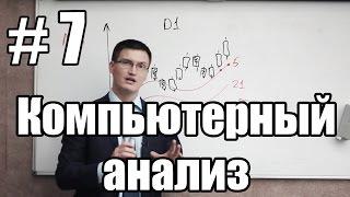 Урок 7. Компьютерный анализ. Как пользоваться индикаторами на рынке форекс?