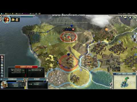 The WolvenArmor Tackles Sid Meier's Civilization Gods And Kings ep 4  