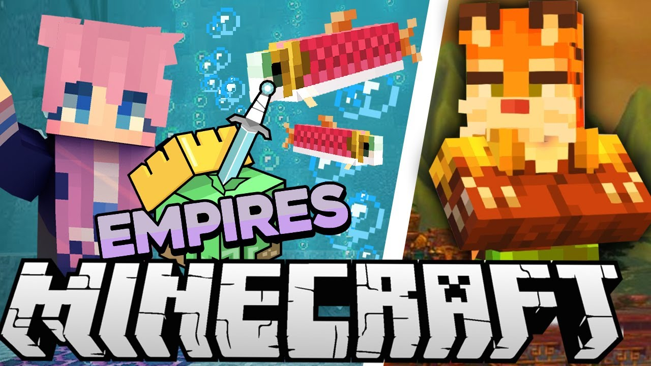 Download The Great Salmon Scam | Ep. 9 | Minecraft Empires 1.17
