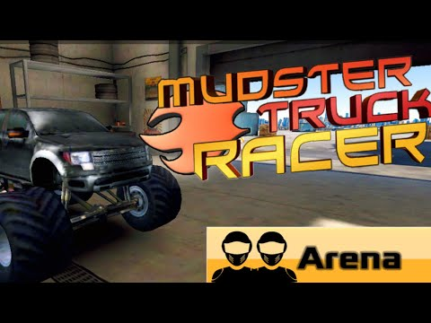 Mudster Truck Racer Walkthrough Gameplay - Introduction/Part 1 (Android/iOS)  