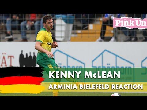 Kenny McLean Match Verdict: Arminia Bielefeld 2-2 Norwich City