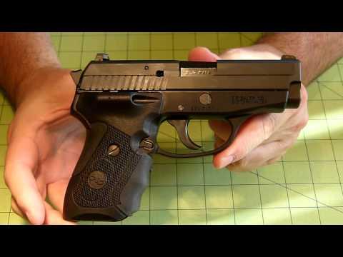 Crimson Trace Laser Grip Install (Sig P239)
