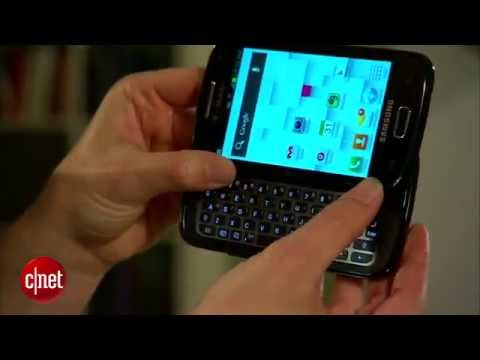 Samsung Galaxy S Relay 4G speaks to keyboard-lovers