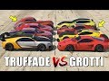 GTA 5 ONLINE - TRUFFADE VS GROTTI (WHICH IS FASTEST?)