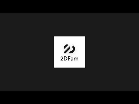 Official 2DFam Discord Server Promotion.