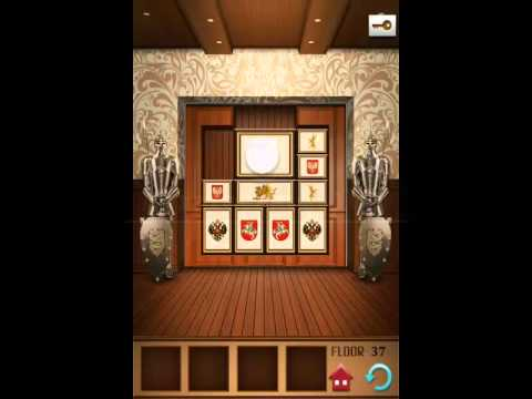100 Floors Annex Level 36 37 38 39 40 Walkthrough Cheats Youtube