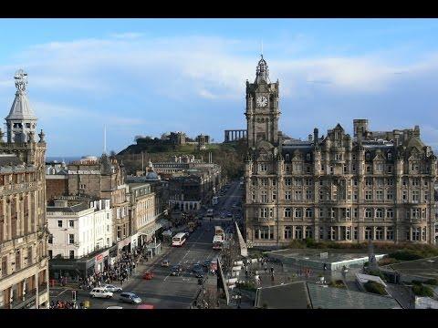 Edinburgh, Scotland - YouTube