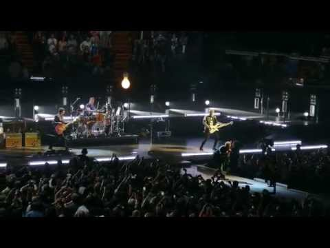 4k - U2 - Electric Co -  The Forum, Inglewood CA - 2015-05-26 May 26th