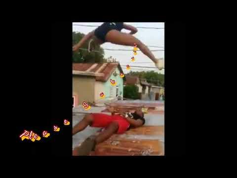 Roof Top Daggerin Dance - Jamaican Dance