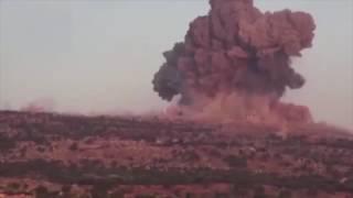 Шок!!!Атака НЛО в Сирии!UFO 2017