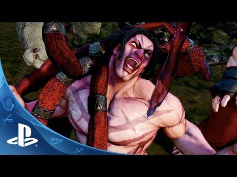Street Fighter V - Necalli Trailer | PS4